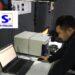 aris iskele foundry master smart spektrometresiyle giriş kalite kontrollerini yapmaktadır
