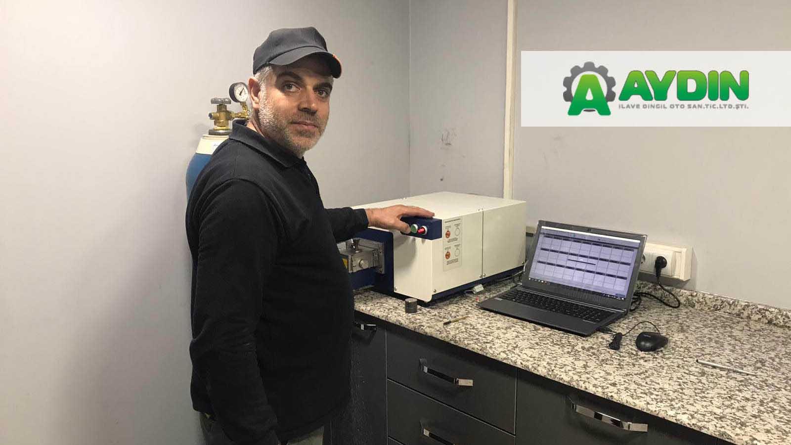 Aydın İlave, Üretiminde Hitachi Foundry Master Smart Optik Emisyon Spektrometresini Kullanıyor!