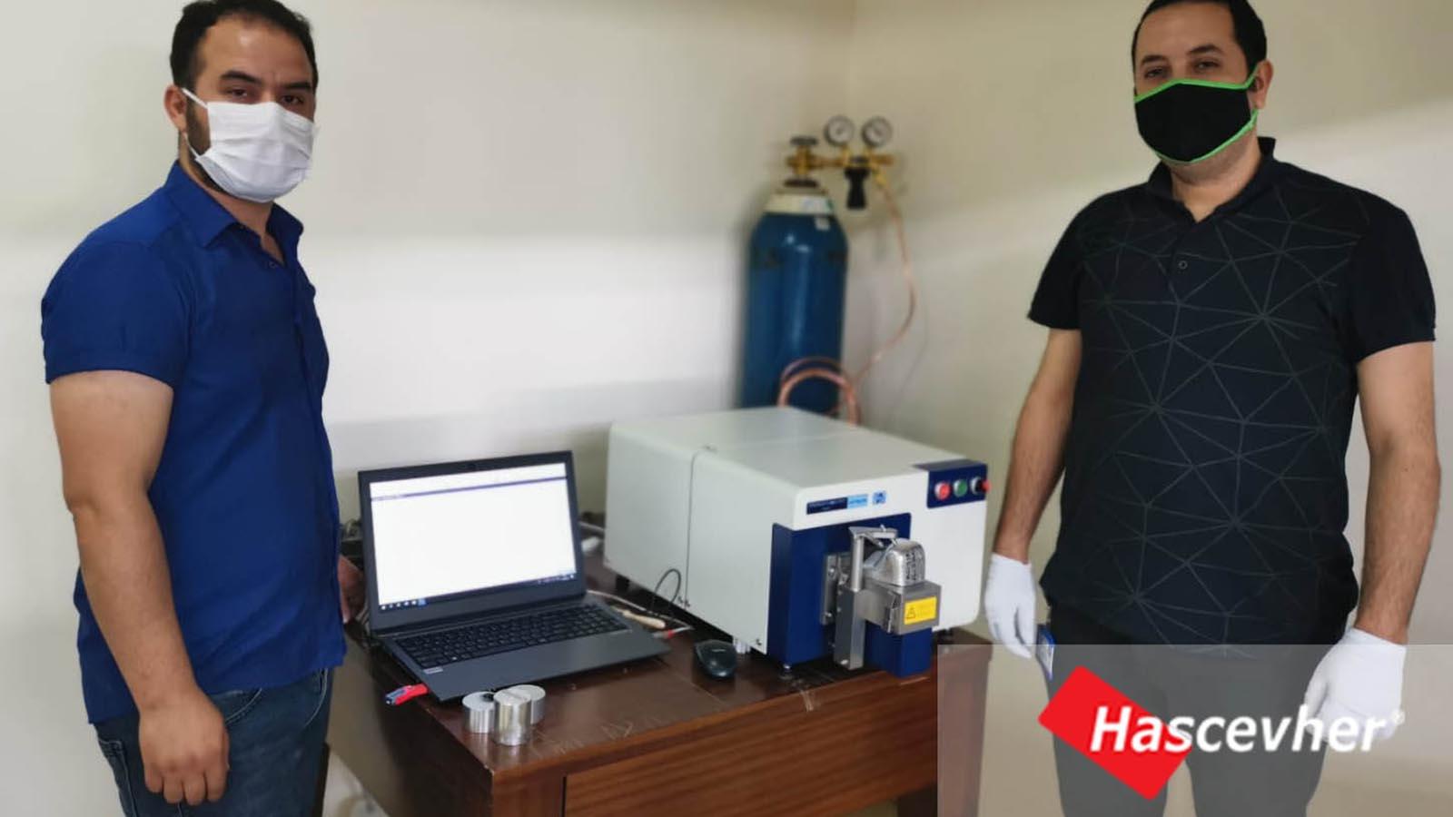Hascevher Üretimini Hitachi Foundry Master Smart Optik Emisyon Spektrometresiyle Yapmaya Başladı!
