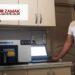 nur zamak çinko zamak üretiminde foundry master smart spektrometresini kullanmaktadır