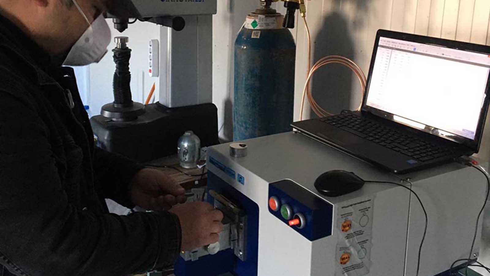 Karbak Metal, Almanya Üretimli Hitachi Foundry Master Smart Optik Emisyon Spektrometresini Kullanmaya Başladı!