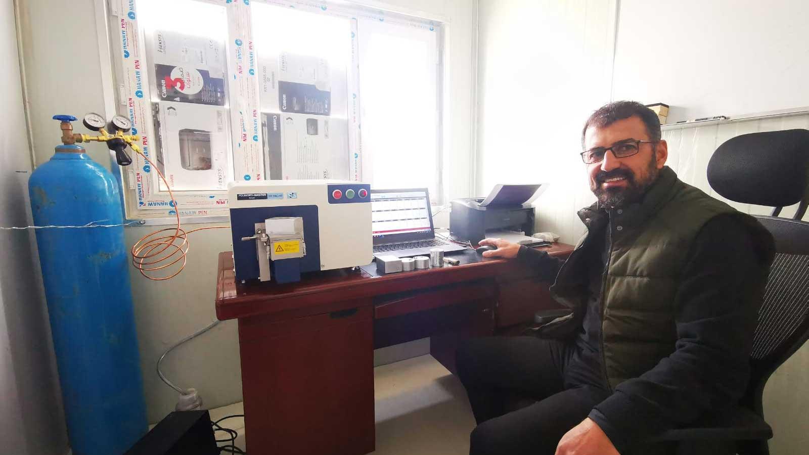 Iralex, Hitachi Foundry Master Smart Spektrometresini Tercih Etti!