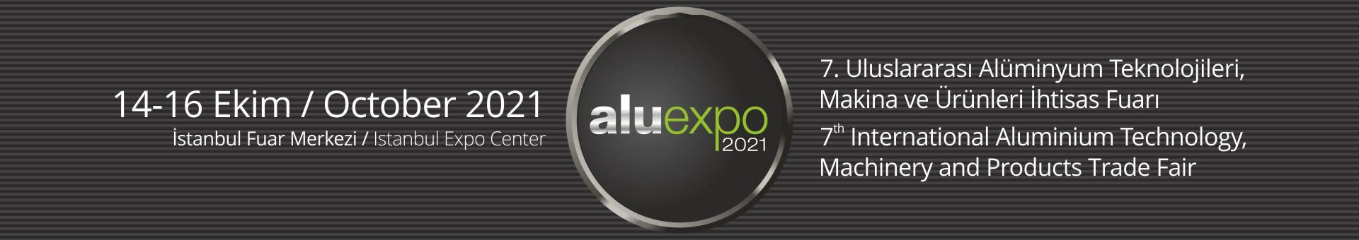 14-16 Ekim 2021 Tarihlerinde, Aluexpo 2021'de Hitachi Spektrometrelerimiz ve Thermo Scientific Niton XRF Analiz Cihazlarımızla Yerimizi Alıyoruz!
