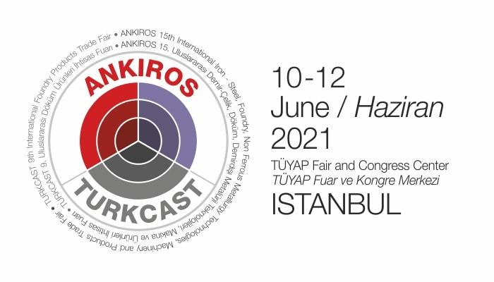 10-12 Haziran 2021 Tarihleri Arasında Gerçekleşecek Ankiros Fuarında Hitachi Spektrometrelerimiz ve Thermo Scientific Niton XRF Analiz Cihazlarımızla Katılıyoruz!