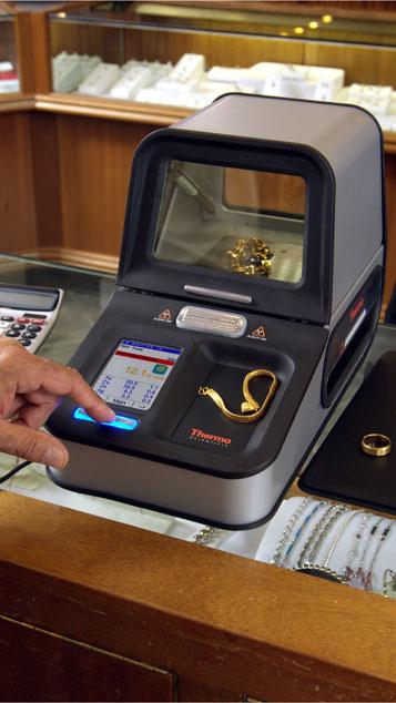 niton dxl altın ayar xrf analiz cihazı