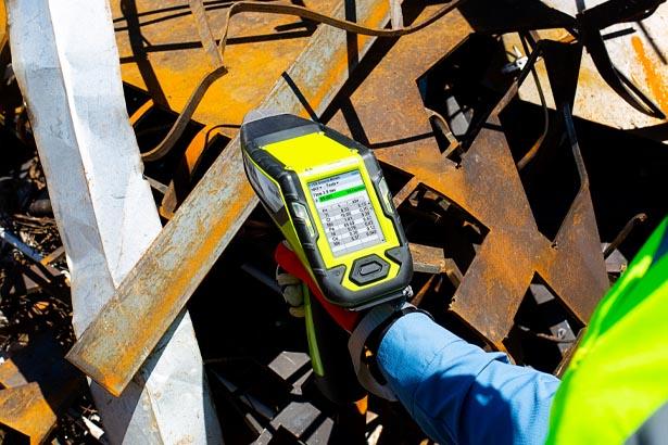 paslanmaz çelik hurda analizi