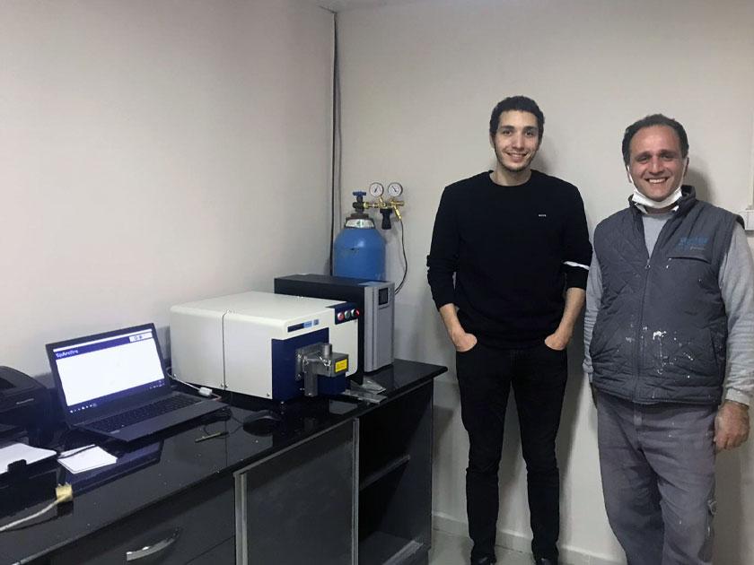 SPS Hassas Döküm, Döküm Kontrollerini Hitachi Foundry Master Smart Spektrometresiyle Yapmaya Başladı!