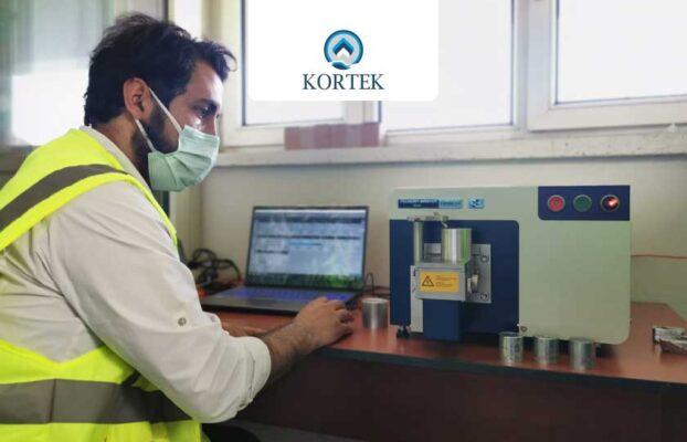 Kortek, Anot Üretimlerinde Hitachi'nin Almanya Üretimli Foundry Master Smart Spektrometresini Tercih Etti!