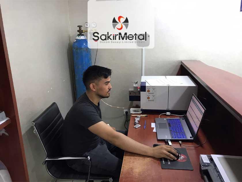 Şakir Metal, Külçe Zamak ve Alüminyum Üretim Kontrollerini Hitachi Foundry Master Smart Spektrometresiyle Yapıyor!