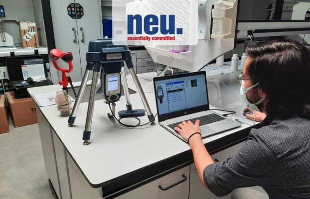 Neu Chemie, Thermo Scientific Niton XL3 XRF Analiz cihazıyla Ölçümlere Başladı!