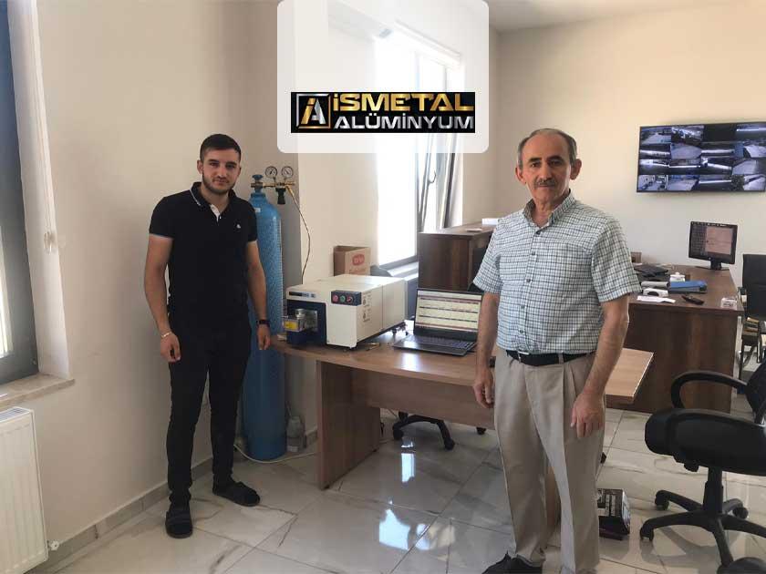 Seydişehir'den İsmetal Alüminyum, Hitachi Foundry Master Smart Spektrometresini Kullanmaya Başladı!