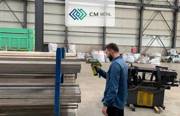 CM Metal, Bir Kez Daha Thermo Scientific Niton XL2 Plus XRF Cihazını Kullanmaya Başladı!